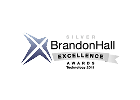 5 Brandon Hall Excellence in Learning Technology Awards
