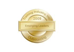 Listed an Emerging Leader in TrainingIndustry.com's list of Emerging Leaders in Training Outsourcing