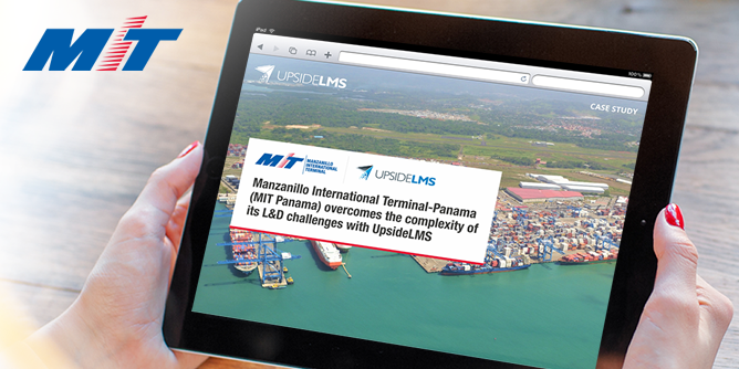 MIT Panama overcomes the complexity of its L&D challenges with UpsideLMS